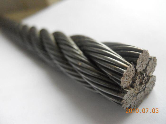 внешний вид высокоуглеродистой стали