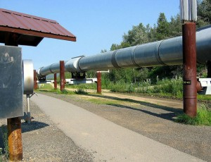фиксация трубопровода